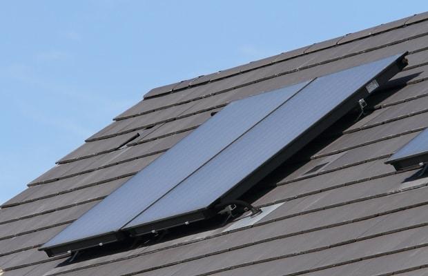 Lage energie zonneboiler