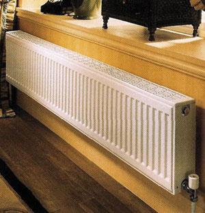 Verwarmingsradiatoren