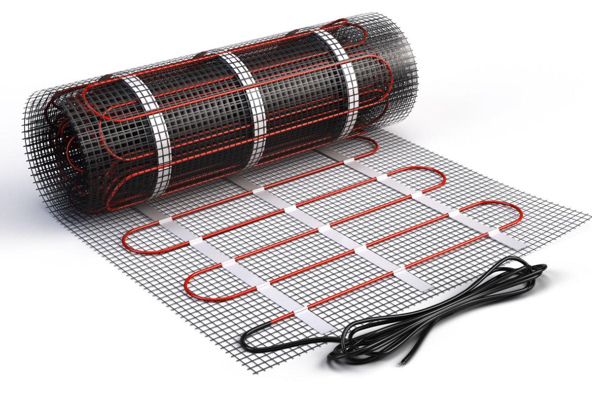 Vloerverwarming Badkamer Elektrisch : Elektrische vloerwarming: prijs voor & nadelen en advies