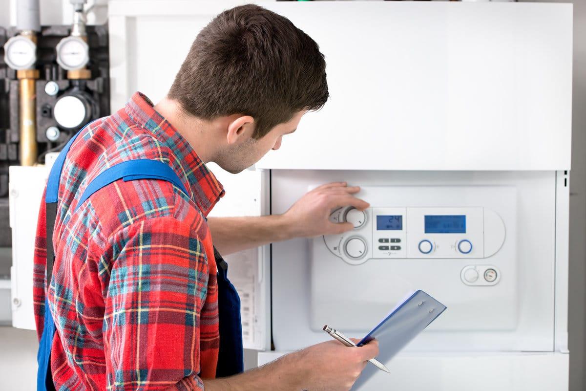 installateur centrale verwarming