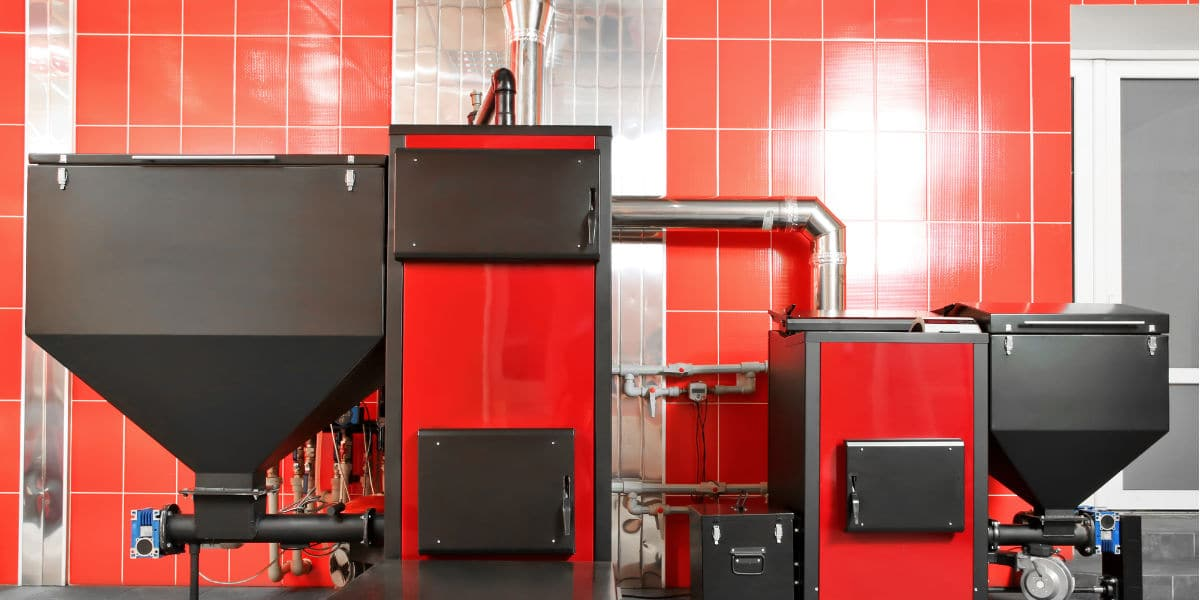 nieuwe verwarmingsketel biomassa