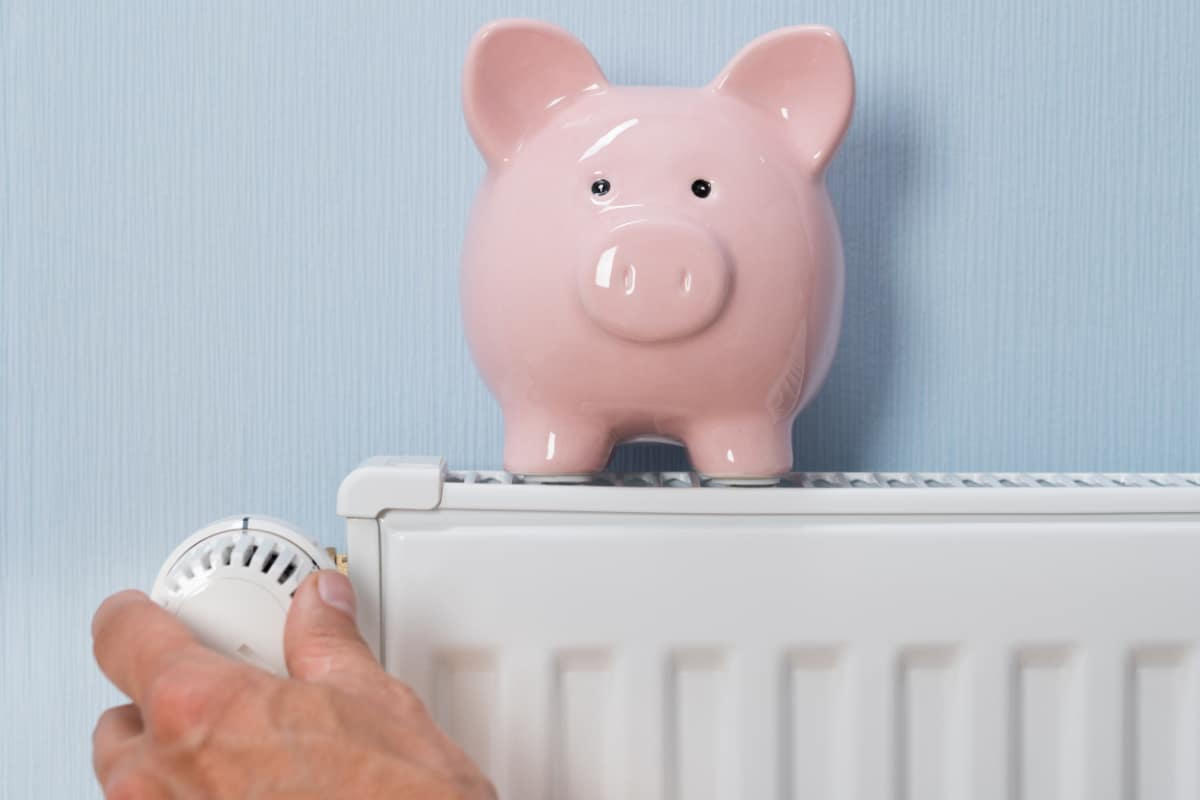 radiatorfolie besparing
