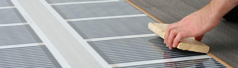 vloeropbouw vloerverwarming renovatie